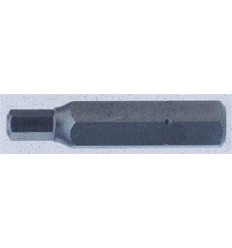 Antgalis, colinis, 3/8`, Hex, 1/4`, L-25mm