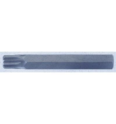 Antgalis, M8, Spline, 10mm, ilgas, L-120mm