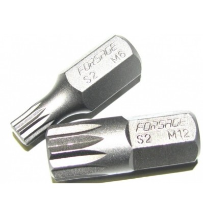 Antgalis, M12, Spline, 10mm, L-30mm