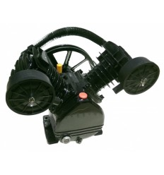 Oro kompresoriaus pompa, Ø252mm 1 diržo, Ø 65mm, TB265, stūmoklinis, 1020RPM, 8bar, 311l/min, 2 cilindrų