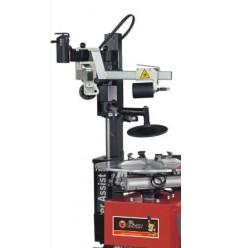 Žemo profilio padangų montavimo įrenginys, PL338