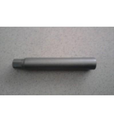 Antgalis amortizatoriams, 0-forma, 6.3mm, L-92mm, Hex 10mm