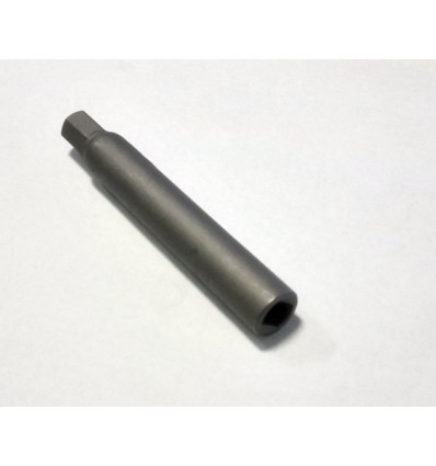Antgalis amortizatoriams, 0-forma, 7mm, L-92mm, Hex 10mm