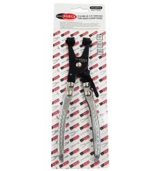 Replės, apkaboms, tiesios, su fiksacija, L-215mm