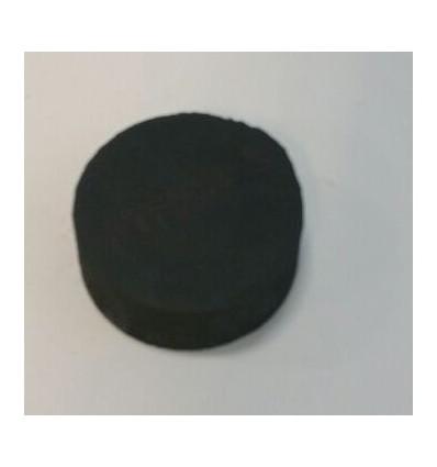 Guminis padas storis 20mm, Ø 50mm