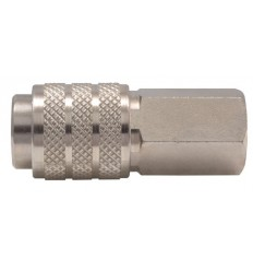 Greita jungtis su padidintu oro pralaidumu 2500 l/min, su sriegiu, 3/8`(F)