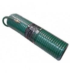 Suspausto oro žarna, L-15m, spiralinė, 18mm, 12mm, poliuretaninė, 1/2`(M)