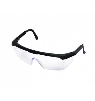 Apsauginiai akiniai skaidrus, reguliuojamas kojelių ilgis