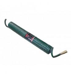 Suspausto oro žarna, spiralinė, su jungtimis, L-15m, 10mm, 8mm, poliuretaninė