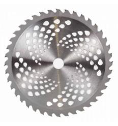 Diskas žoliapjovėms, 1.5mm, 10000rpm, CG430, 25.4mm, 40 briaunų