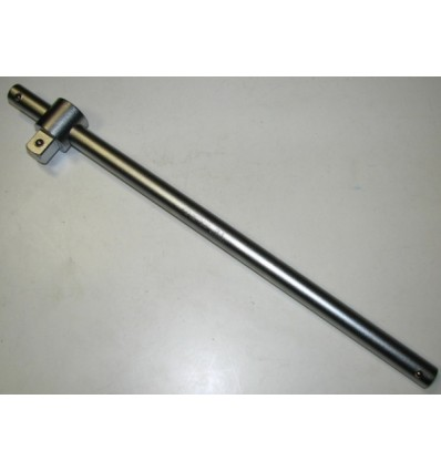 Raktas suktuvas, T-formos, 3/4`, L-450mm