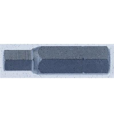 Antgalis, H12, Hex, 5/16`, ilgas, L-70mm