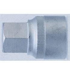 Galvutė antgalis, H14, Hex, 1/2`, L-40mm