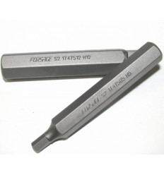Antgalis, H4, Hex, 10mm, ilgas, L-75mm