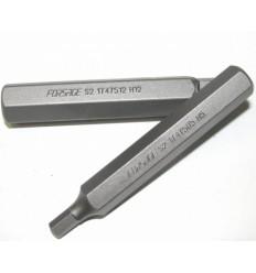 Antgalis, H8, Hex, 10mm, ilgas, L-75mm