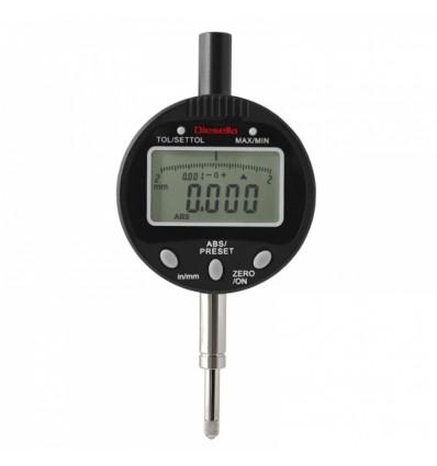 Matavimo indikatorius, skaitmeninis, ±0.001mm, 12.7mm