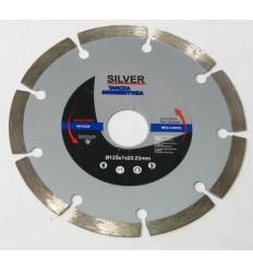 Disk, pjovimui, deimantinis, 7mm, Ø125mm, 22.23mm, 12200rpm
