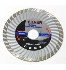 Disk, pjovimui, deimantinis, 8mm, Ø125mm, 22.23mm, 12200rpm