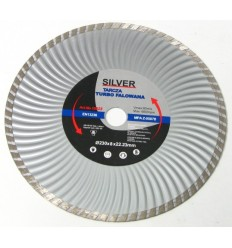 Disk, pjovimui, deimantinis, 8mm, Ø230mm, 22.23mm, 6600rpm