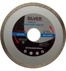 Diskas, pjovimui, deimantinis, 5mm, Ø115mm, 22.23mm, 13200rpm