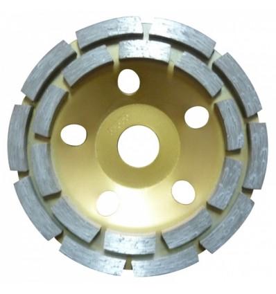 Diskas, šlifavimui, deimantinis, 3mm, Ø115mm, 22.2mm, 13200rpm