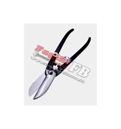 Žirklės lakštiniam metalui, L-200mm