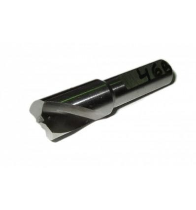 Freza, Ø 10.0mm, HSS, DIN338, L-45mm