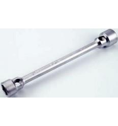 Veržliaraktis, vamzdinis, 4br. 6br., 41, 21sq., L-400mm