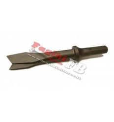 Kaltas, įrankiams, Hex 10mm(M), plokščias, 20mm