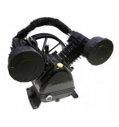 Oro kompresoriaus siurblys, Ø342mm 2 diržų, Ø 90mm, TB290, stūmoklinis, 850RPM, 2 cilindrų, 8bar, 648l/min, 10bar