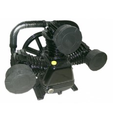 Oro kompresoriaus siurblys, Ø342mm 2 diržų, Ø 90mm, TB390, stūmoklinis, 800RPM, 8bar, 1030l/min, 3 cilindrų