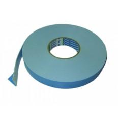 Lipni juosta dviguba 25mm x 25m x 1.1mm (minkšta) PE  SP81S