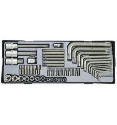 Tools Set, Star, 1/4`, 3/8`