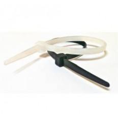 Strap, juodi, L-302mm, plastikinis