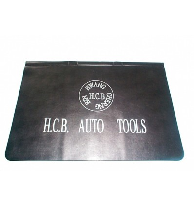 Automobilio sparnų apsauga, su magnetais, 870x570mm