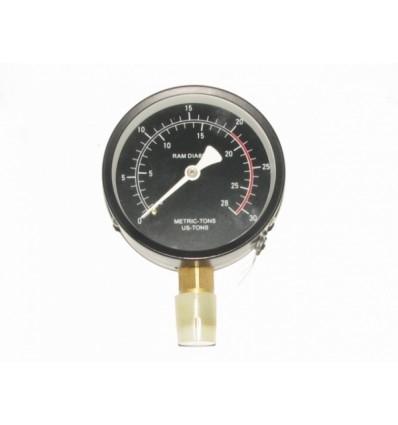 Pressure gauge Pres, ZX0901F