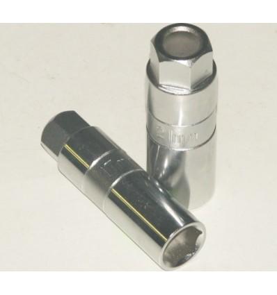 Galvutė amortizatoriams, 6br., 16, L-82mm, Hex 19mm