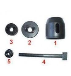 Sailentblokų - įvorių įpresavimo / išpresavimo įrankis, Peugeot