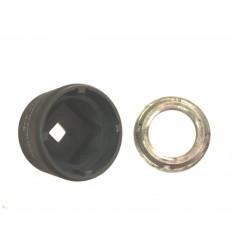 Galvutė transmisijai, smūginė, 3/4`, 4 dantukų, 63mm x 7mm, SCANIA