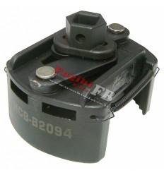 Tepalo filtro raktas, 80-110mm, suspaudžiamas, 2-lankų, 1/2`