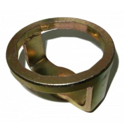 Tepalo filtro raktas, plienas, 14br., 1/2`, 66mm, MITSUBISHI