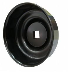 Tepalo filtro raktas, presuotas plienas, 66.5mm, 14br.