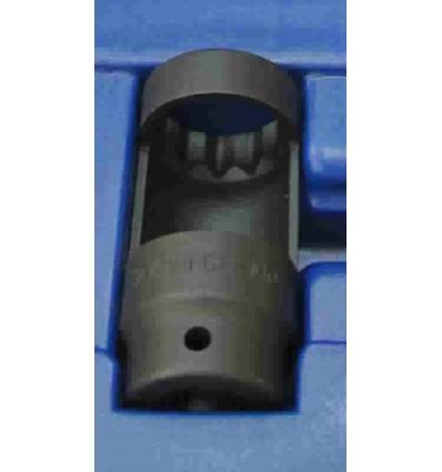 Galvutė purkštukams, smūginė, ilga, 1/2`, 12br., 27, L-78mm