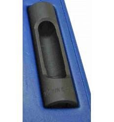 Galvutė purkštukams, smūginė, ilga, 1/2`, 6br., 22, L-110mm