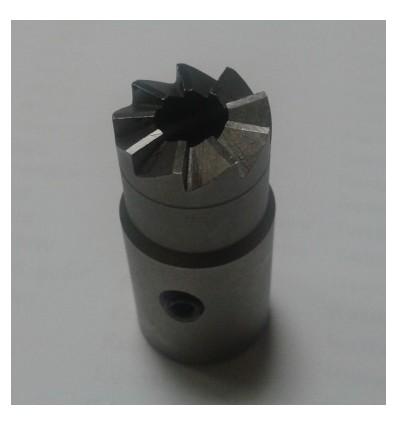 Dyzelinio purkštuko vietos rėžtuvas (freza) 19mm x 17mm