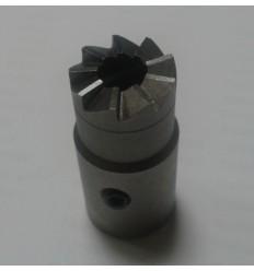 Dyzelinio purkštuko vietos rėžtuvas (freza) 17mm x 17mm