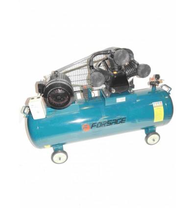 Oro kompresorius, stūmoklinis, 3 cilindrų, 300l, 380V, 7.5kW, 900l/min, 850rpm, 10bar
