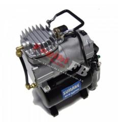 Air Compressor, betepalinis, 2.5l, 0.093kW, 16.7l/min, 5.5bar