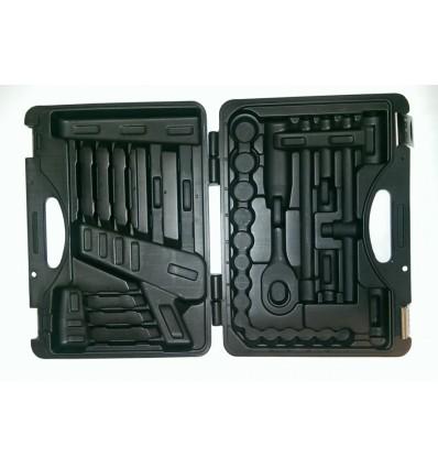 Įrankių dėžė, plastikinė