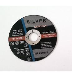 Diskas, pjovimui, 1.0mm, Ø115mm, 22.23mm, 12200rpm